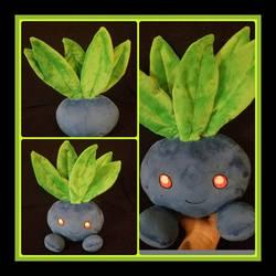 Oddish Pokemon Standard Plush by The-Plushatiers