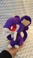 Rattata The Pokemon Plush (Christmas Order)