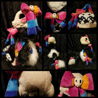 Voodoo Standard Bagbean Plush by The-Plushatiers