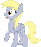 Derpy Hooves, First Vector Ever