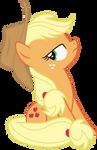 Applejack is Unimpressed