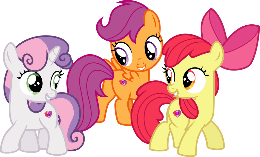 CMC Has Broken Your Fanfiction by Aethon056