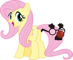 Fluttershy in Disguise