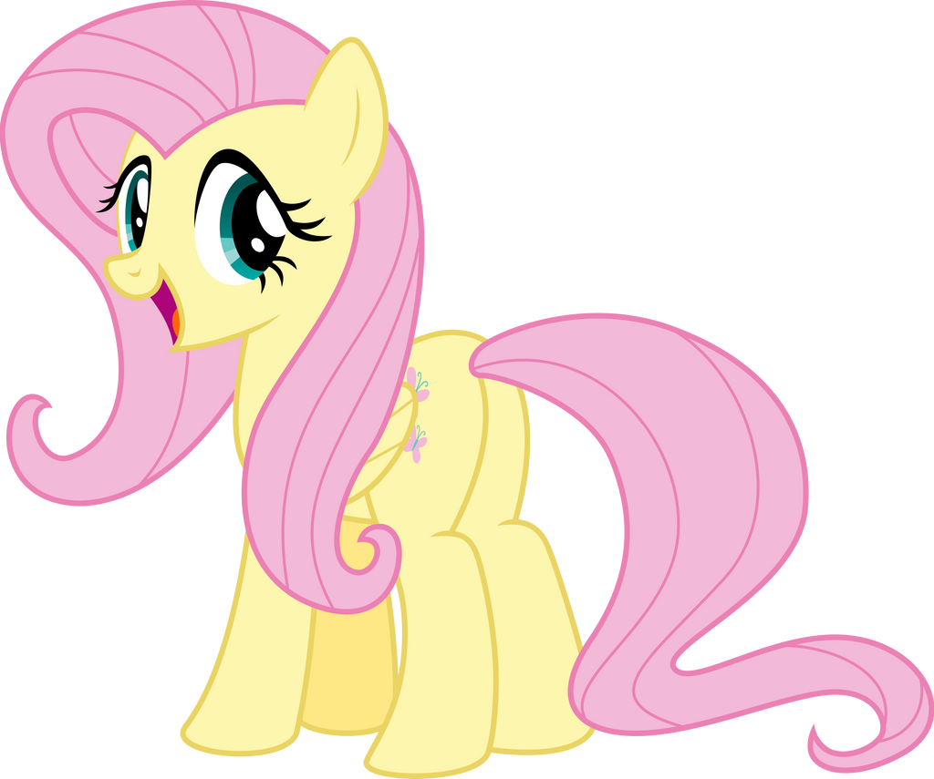 Fluttershy's Irresistable Smile