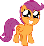 Scootaloo has a Favor to Ask