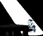 Rara at Piano