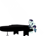 Rara at Piano