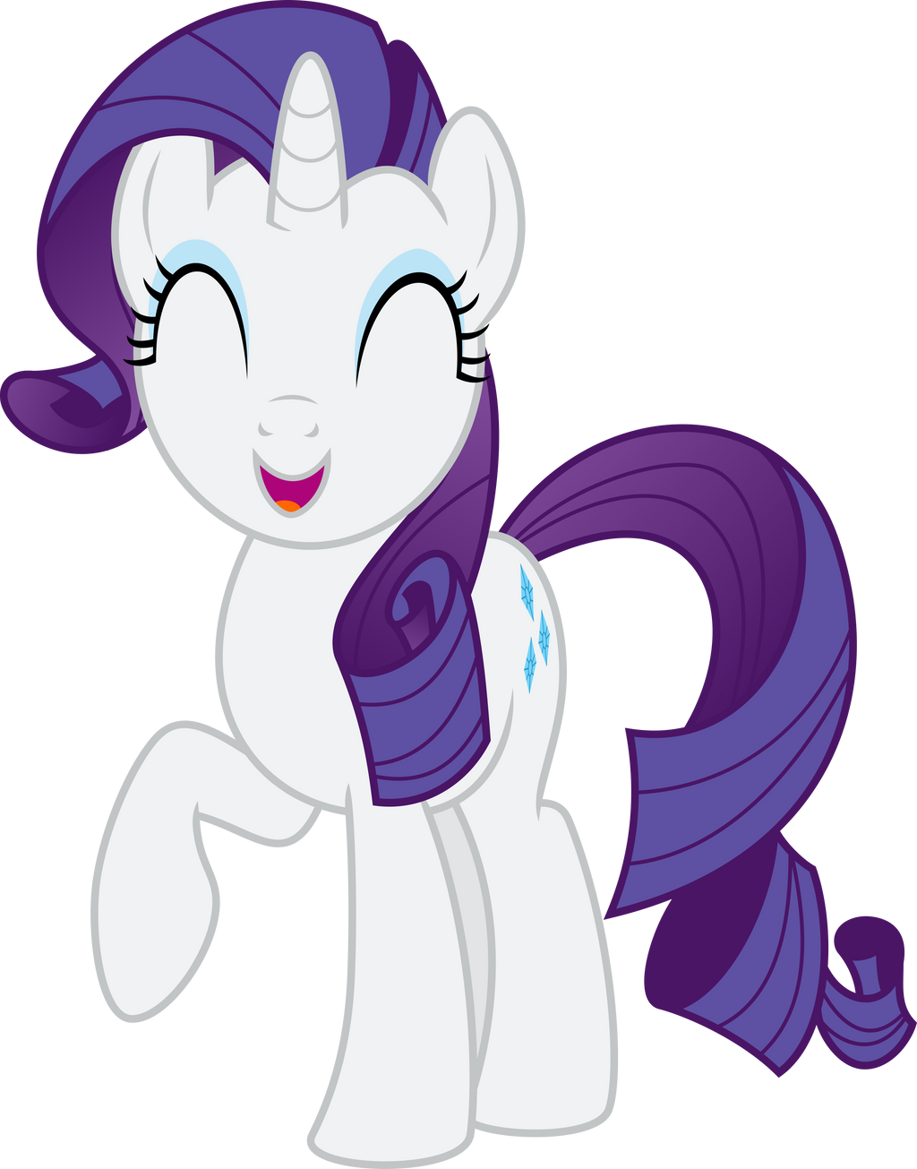 Rarity is Pleased by This by Aethon056