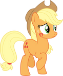Applejack is Disturbed by This