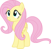 Fluttershy Simple by Aethon056