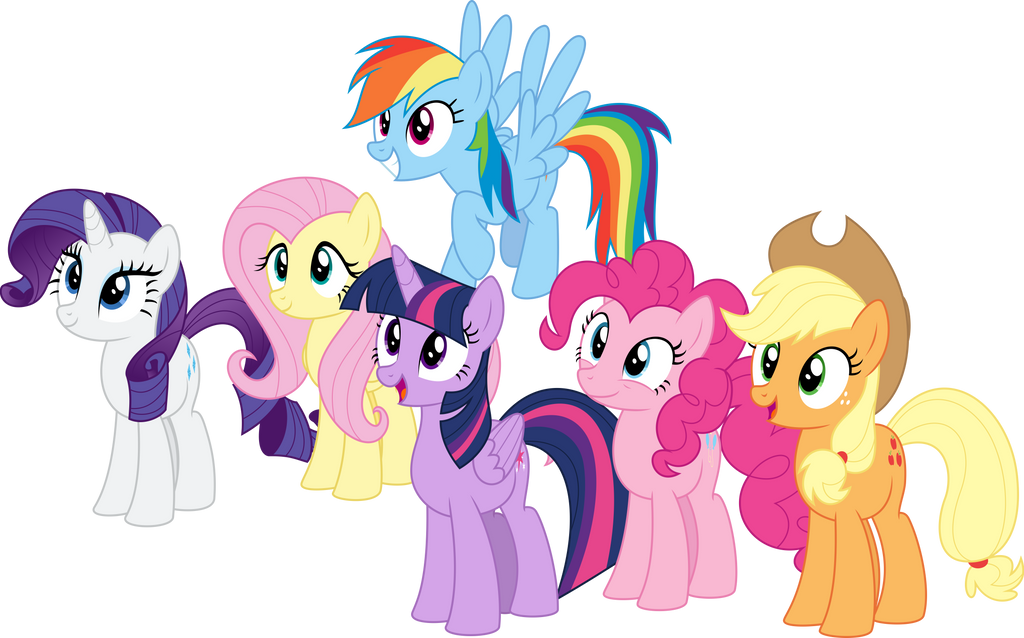 What Are The Six Main Elements Of Art : Mane simple by aethon on deviantart