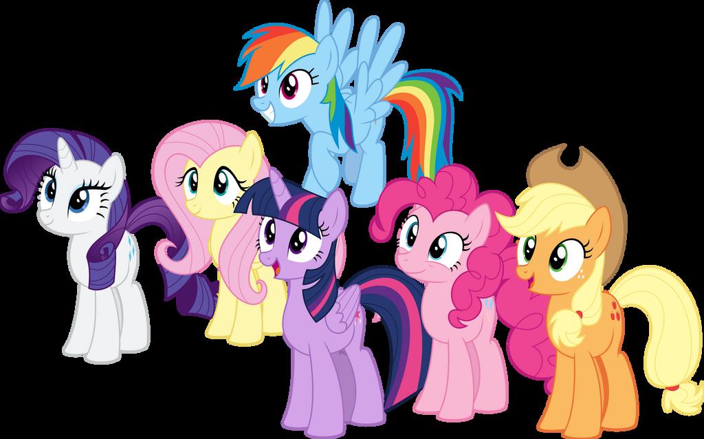 Best Photos of My Little Pony Mane Styles - MLP Pony Mane Styles ...