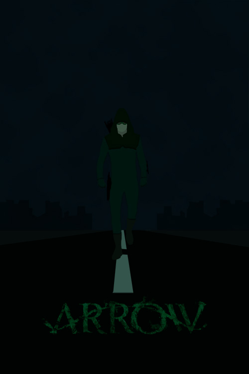 Arrow-poster by ineos