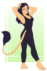 Sexy Leona by MetalBrony823