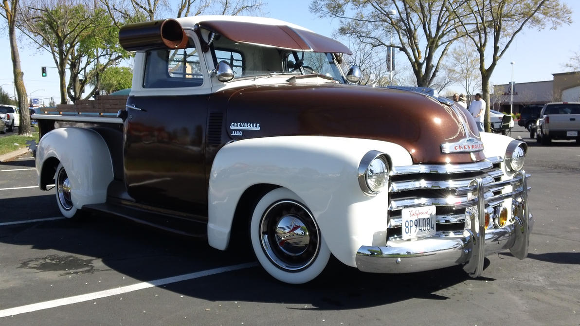 Lowrider bombs truck chevy 3100 by anrandap on deviantart for 1950 chevy floor pans