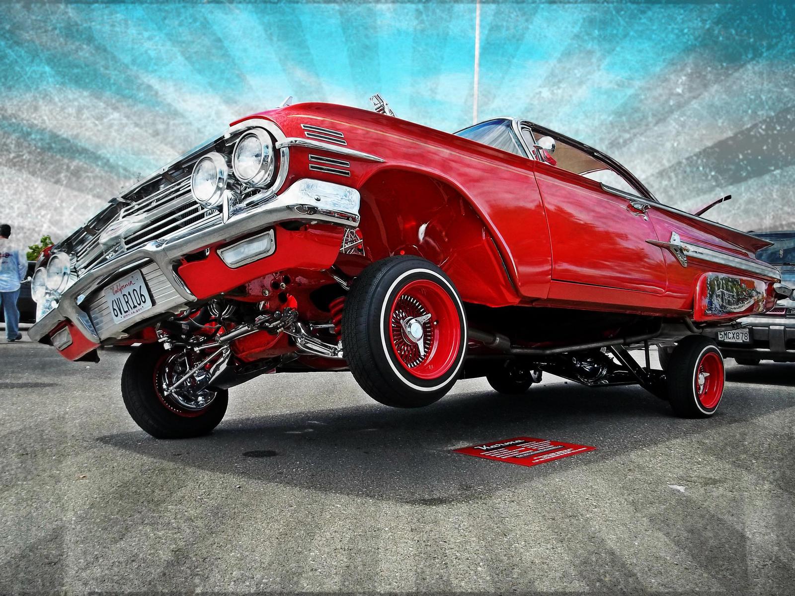 1960 Chevy Impala Lowrider by anrandap on DeviantArt