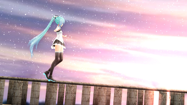 stage flood mmd cute - photo #22