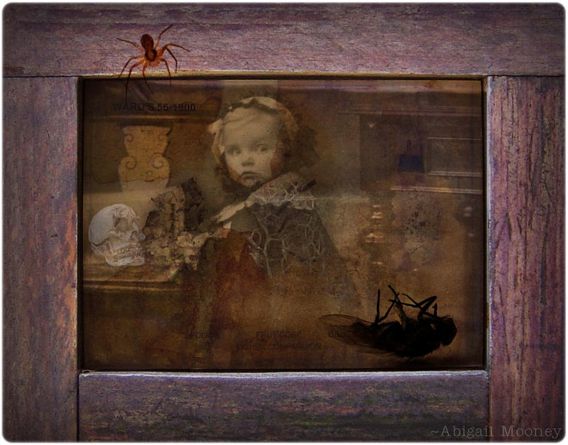 Little Miss Muffet by AbigailMooney