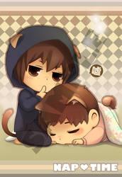 +Daomu+ Nap Time