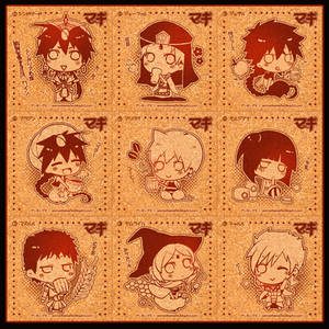Magi :: CollectionCoasters