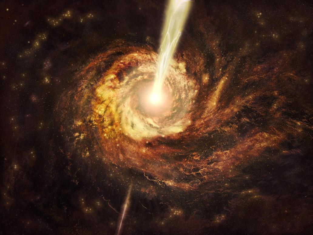 The Starkiller -Quasar- by esk6a