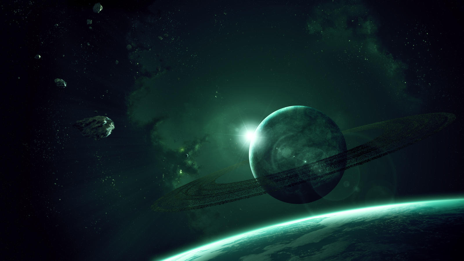 Mysterious Light Could Be Sign Of Alien Life Nature