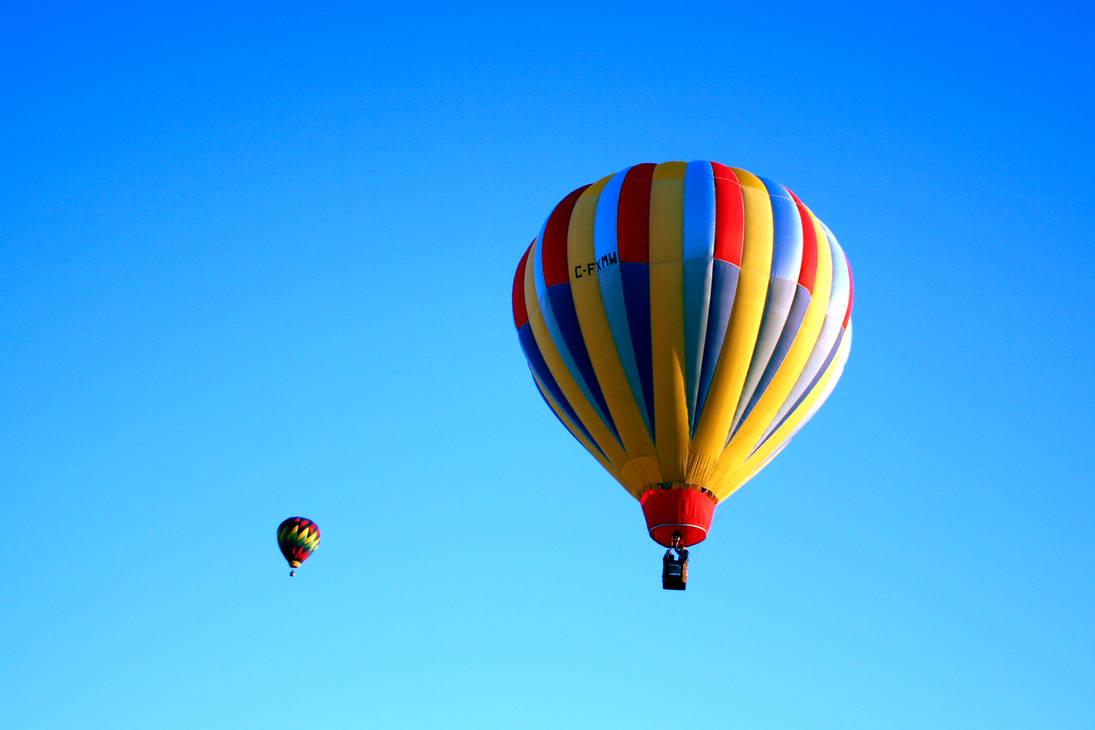 Photo - Balloons by Spudnik2030