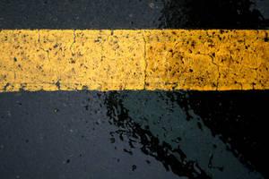 Photo - Yellow Stripe by Spudnik2030