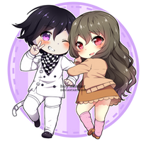 Commission for Chiaki-Poptart by Kaxukin