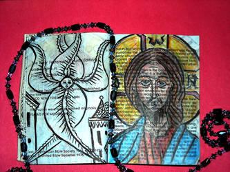 New Testament by chrysart