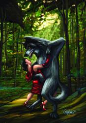Red's Gambol by chrysart