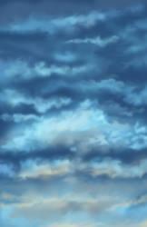 Sky by chrysart