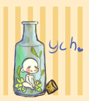 Lets enjoy the plants~! (YCH OPEN) by kuro-kotsu