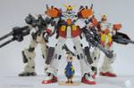 Gundam Heavy Arms GW kits