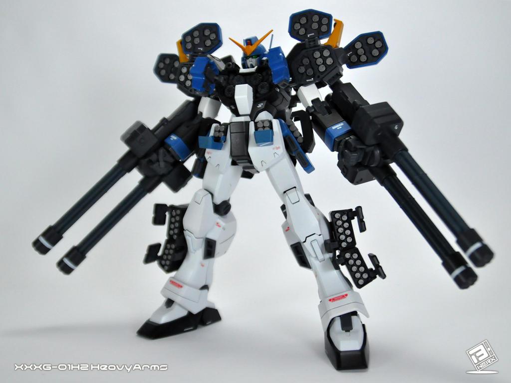H-Arms Custom MG - 07 by B-Werx