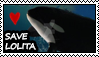 Save Lolita Stamp by EncounterEthereal