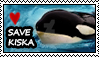 Save Kiska Stamp by EncounterEthereal