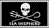 Sea Shepherd Stamp by EncounterEthereal