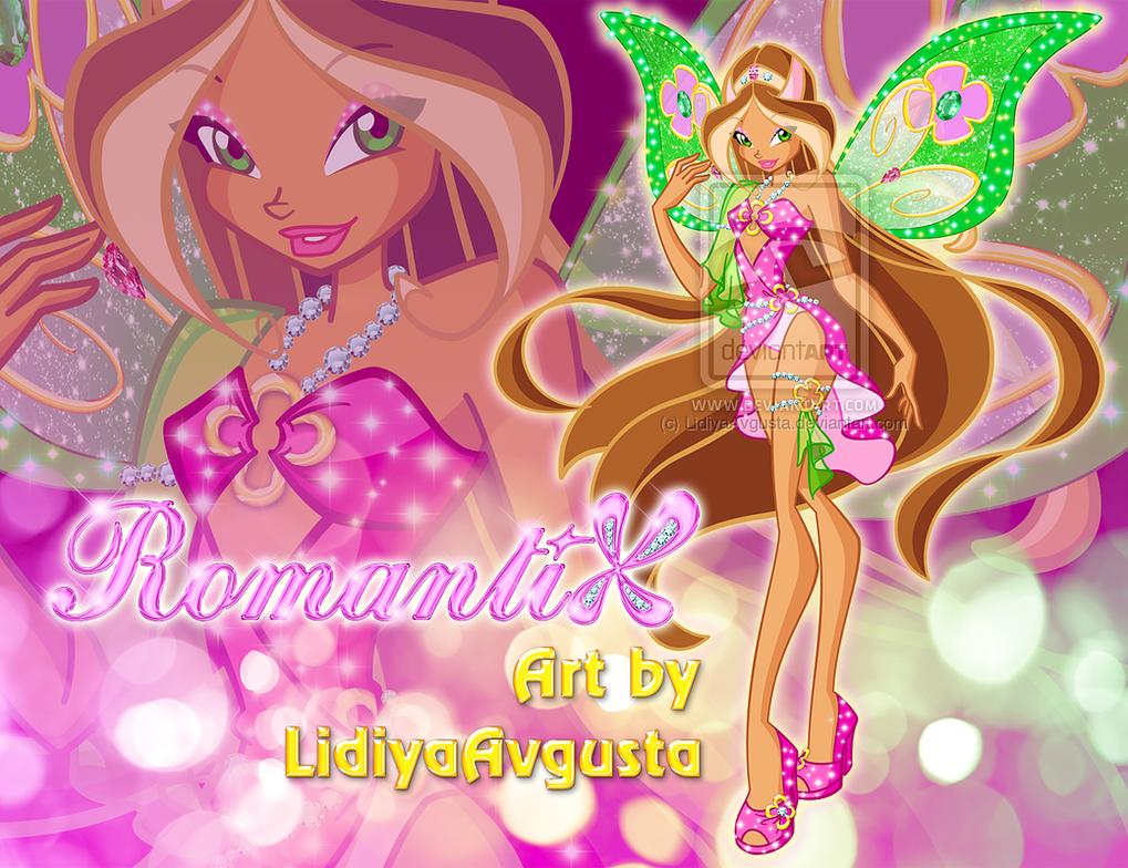 Flora RomantiX by LidiyaAvgusta on DeviantArt