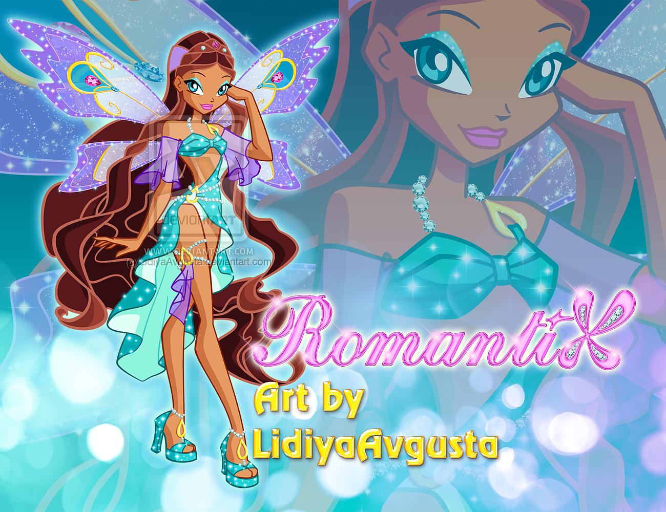 Layla RomantiX by LidiyaAvgusta on DeviantArt