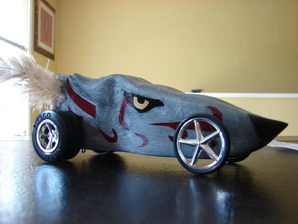 Fast Co2 Wood Cars: This Is The Final Build Of My Co2 Car – Billy Knight