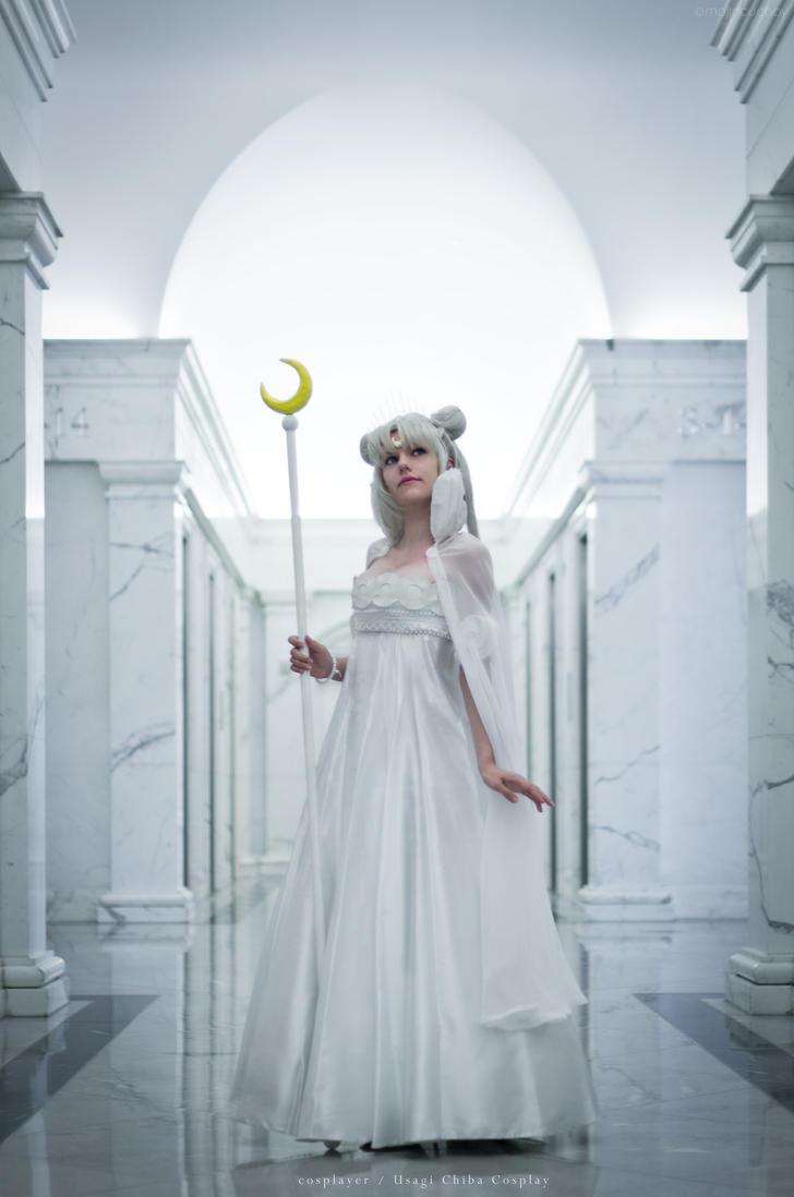 Princess Serenity 01 by MajinBuchoy on DeviantArt