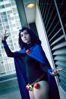 Teen Titans 06 by MajinBuchoy