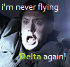 Dean Winchester Hates Flying by kiyora-sano
