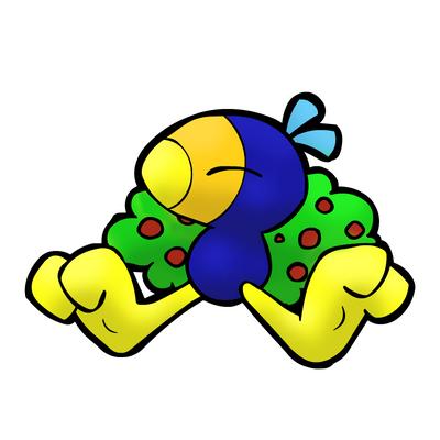 Peafruit by FantasticSpiderMan