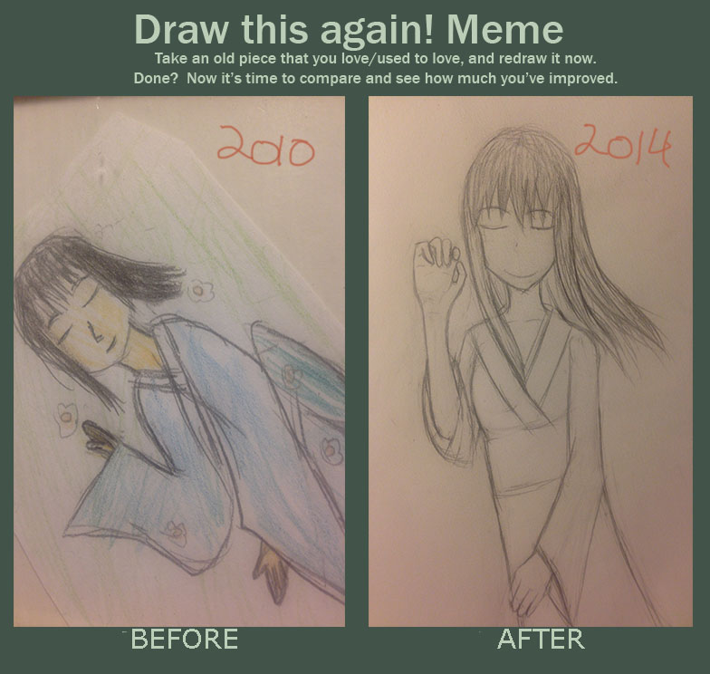 draw this again by beione