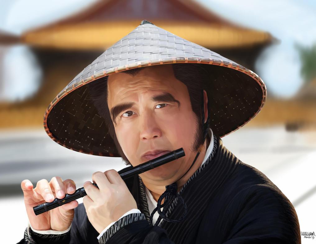 Eric Tsang by chinagami