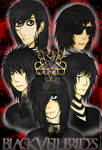 Black Veil Brides Poster