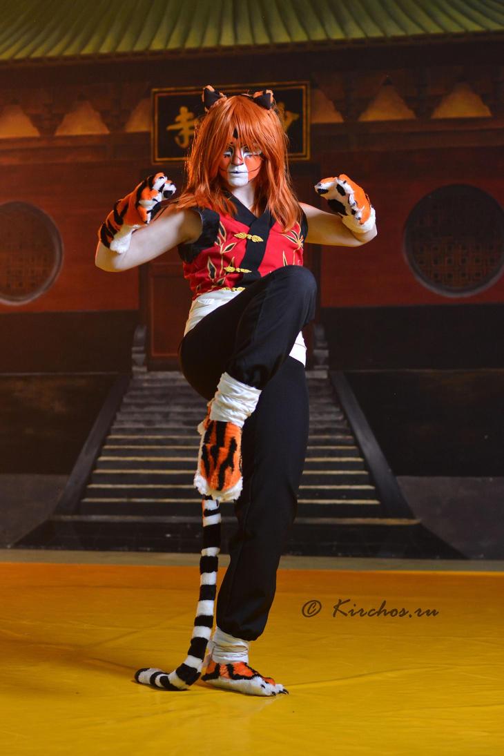 Kung fu panda tiger - photo#16