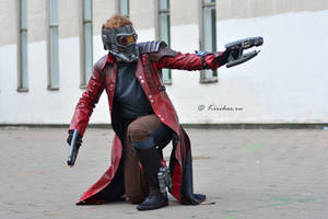 StarLord by Kirchos